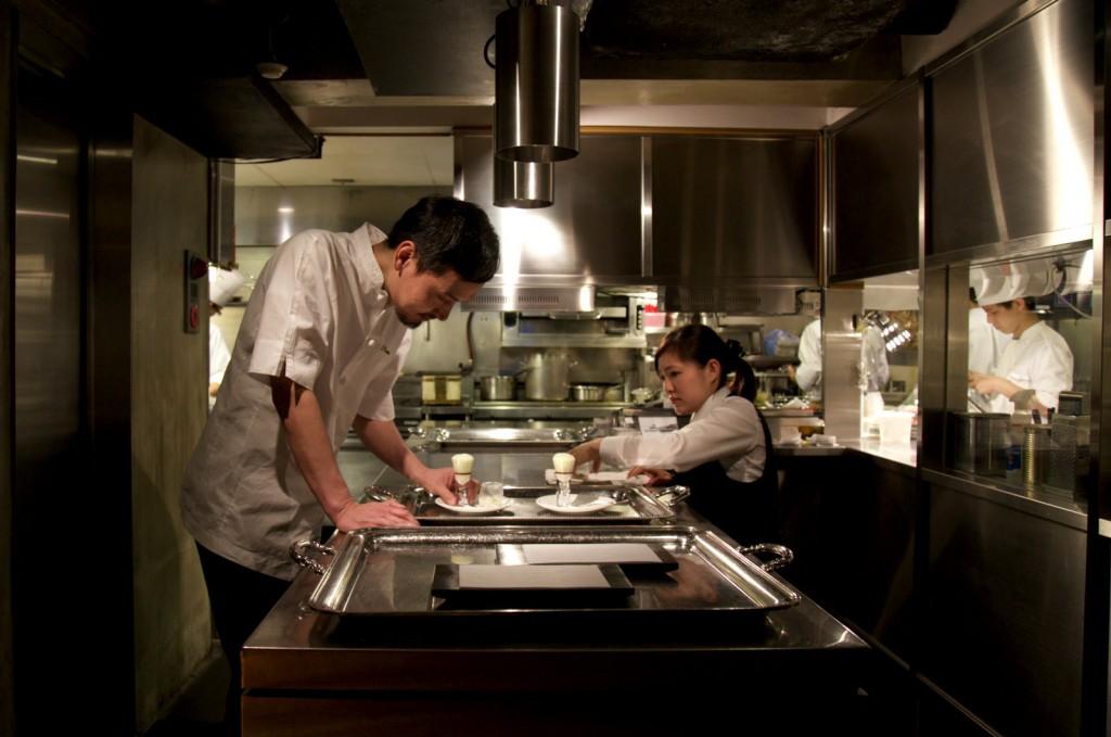 Namae Shinobu, One of the Chefs Leading Japan's New Wave